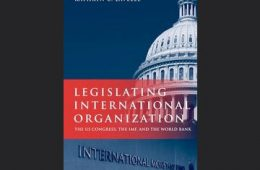 Legislating International Organization