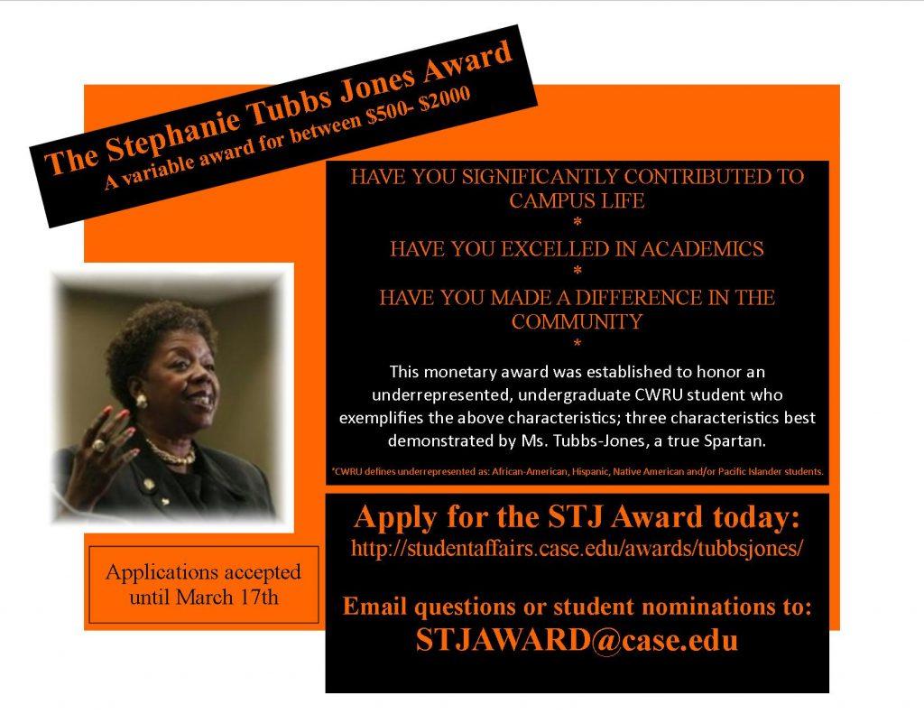 Stephanie Tubbs Jones Award