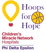 Hoops for Hope flier