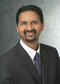 Headshot of Anant Madabhushi
