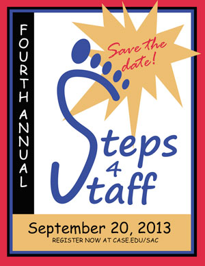 Steps 4 Staff flier