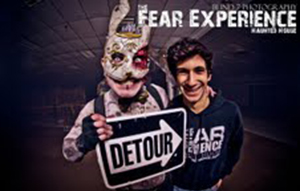 Max Simon, creator of the Fear Experience