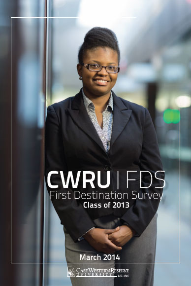 CWRU First Destination Survey Cover