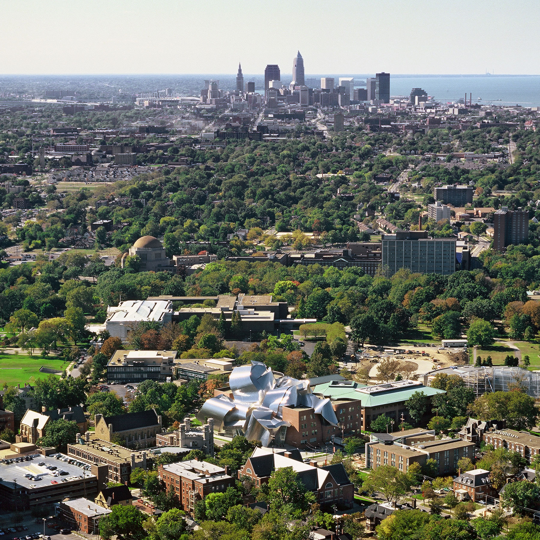 Campus-aerial