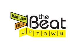 The Beat Uptown Logo