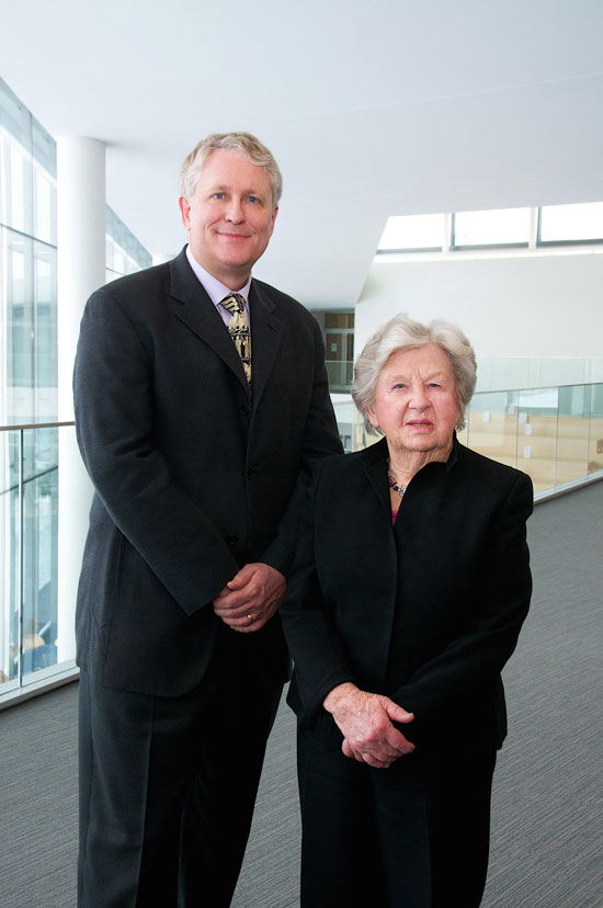 Peter Knox and Jane Baker Nord