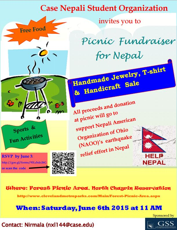 support the nepal earthquake relief efforts at picnic fundraiser june 6. Black Bedroom Furniture Sets. Home Design Ideas