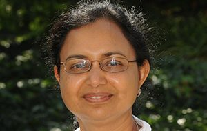 headshot of Suchitra Nelson
