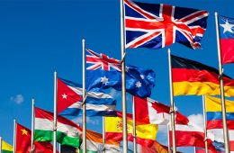 internatinoal flags