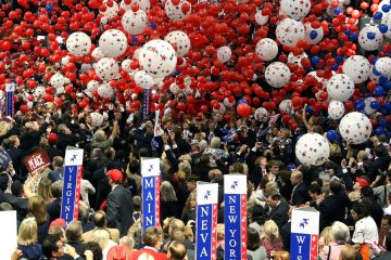 Picture of the Republican National Convention