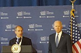 VP Joe Biden speaking in Cleveland
