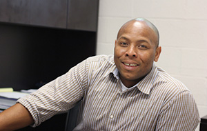 Associate Professor Blanton S. Tolbert