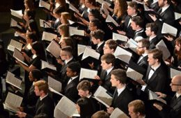 Case Concert Choir performance