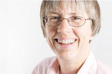 headshot of CWRU professor Susan Helper