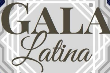 Gala Latina graphic