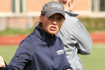 Tiffany Crooks coaching