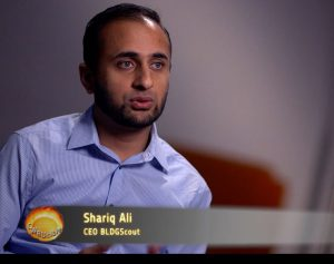 BLDGScout founder and CEO Shariq Ali