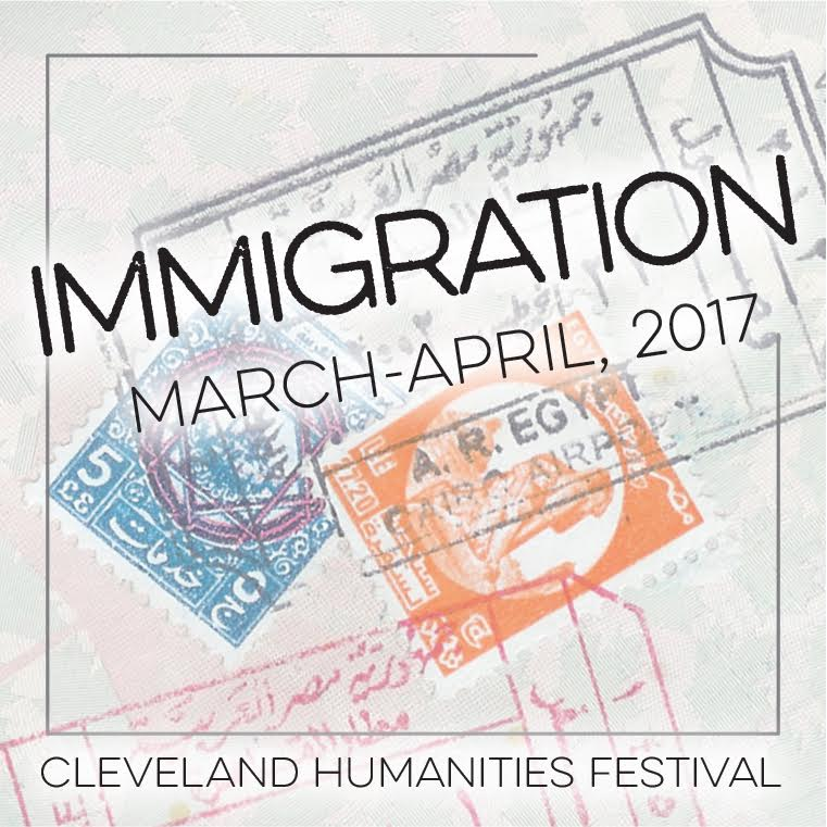 2017 Cleveland Humanities Festival logo