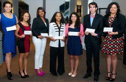 Photo of 2016 OMA Scholarship Award winners