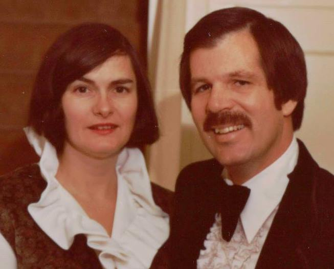 Terry and Dorothy Hokenstad