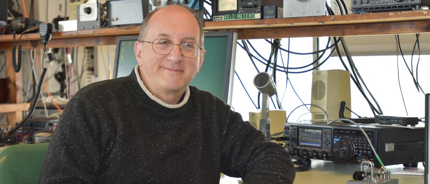 Photo of David Kazdan