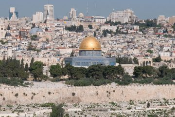Photo of Jerusalem