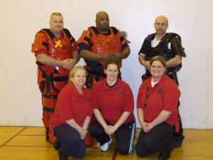 Image of CWRU self-defense instructors