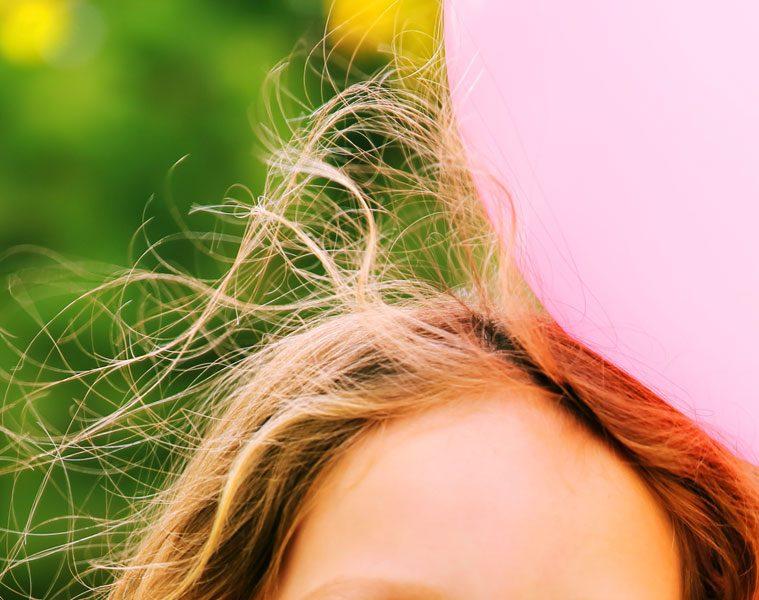 balloon-hair
