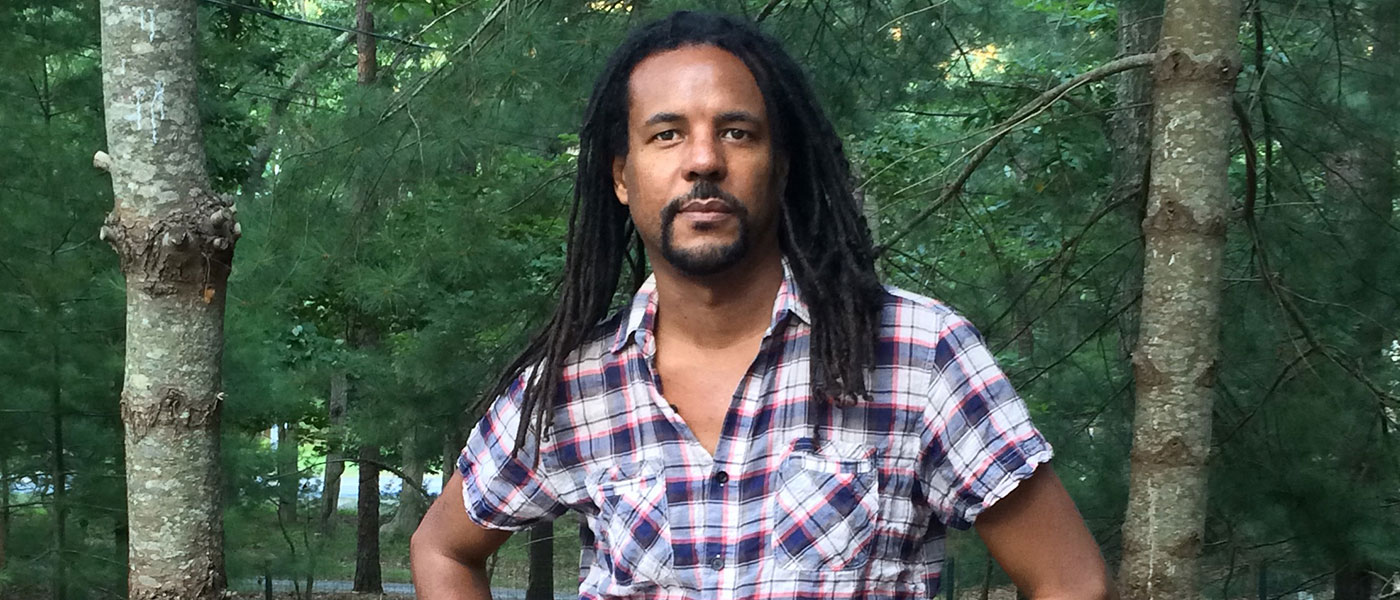 Colson Whitehead. Photo by Madeline Whitehead