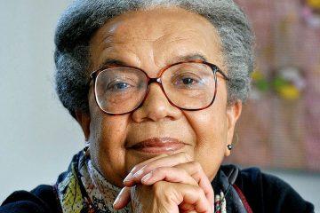 Photo of Marian Wright Edelman