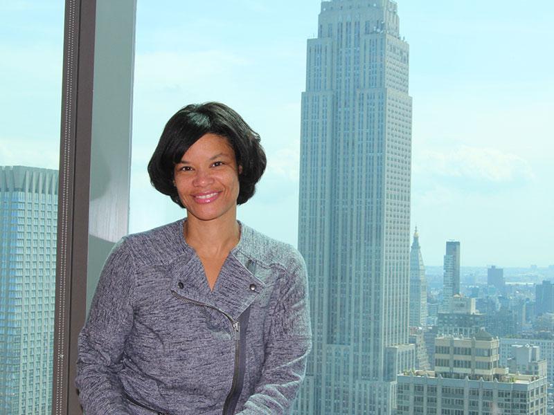 Photo of LaShanda Korley