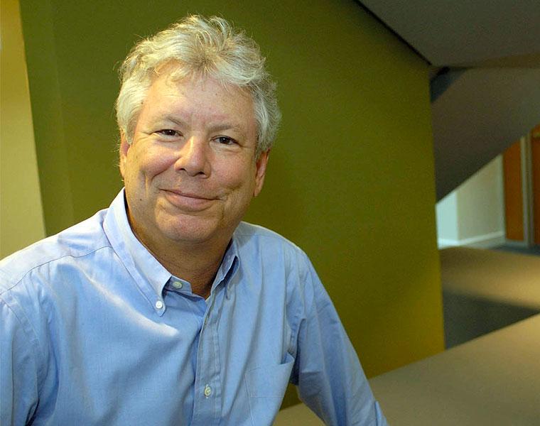 Photo of Richard H. Thaler