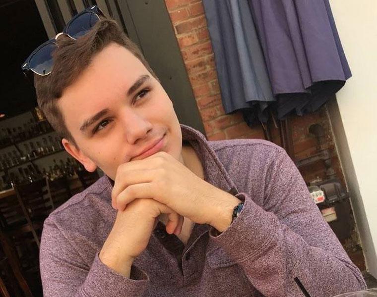 image of CWRU student Robert Park