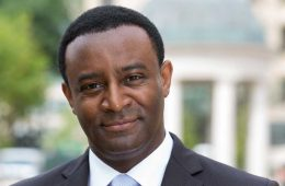 Headshot of Ben Vinson, former George Washington University dean and new provost at Case Western Reserve