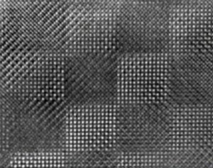 illustration depicting self-assembling atoms