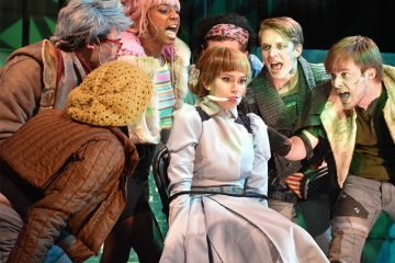 Photo of Urinetown production