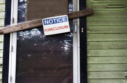 Navigating foreclosure