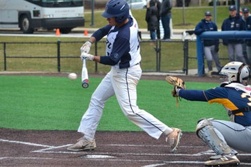 Case Western Reserve University baseball player