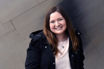 Photo of student Caroline Gray
