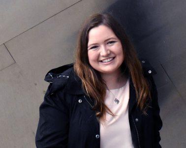 Photo of student Caroline Gray