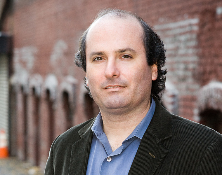 Photo of David Grann