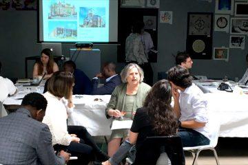 academics discuss accessibility at art studio conference