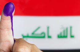 Iraqi election