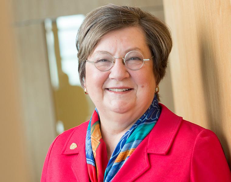 Medicine Dean Pamela B  Davis reappointed