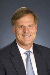 "Photo of Provost William A. ""Bud"" Baeslack III"