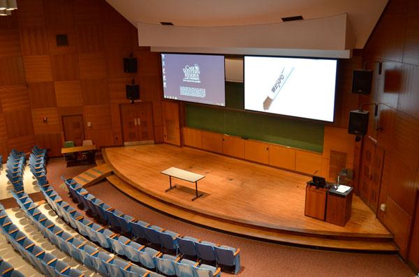 Strosacker Auditorium