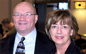 Chuck and Char Fowler