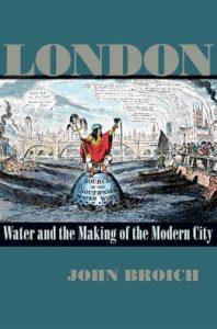 John Broich London Water book cover