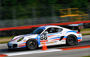Cameron McIntyre race car