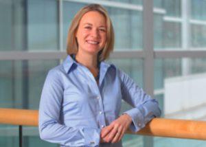 Nursing researcher Allison Webel